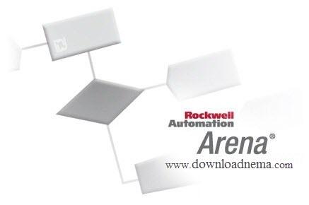 پاورپوینت آموزش شبیه سازی با نرمافزار Arena