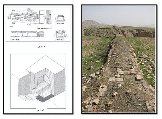 مطالعات باستان شناسی منطقه خوزستان و بررسی معماری و تدفین ایلام نو